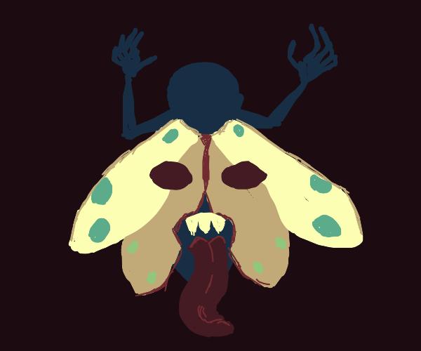 Moth Cryptid