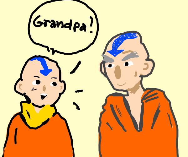 Grandpa Airbender