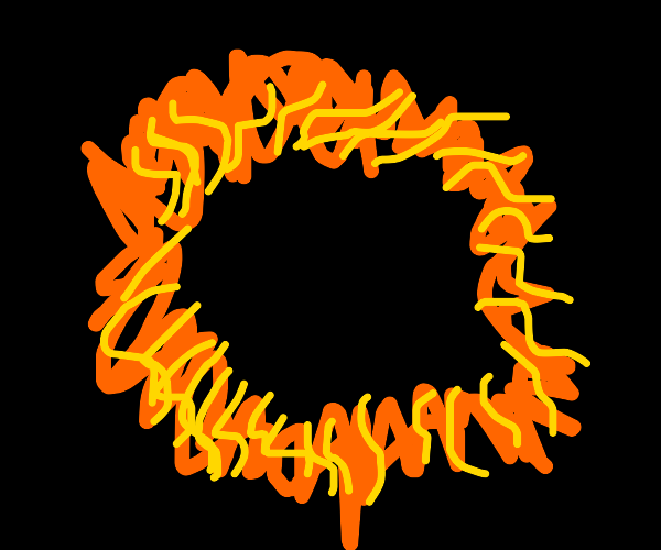 The wheel of fire
