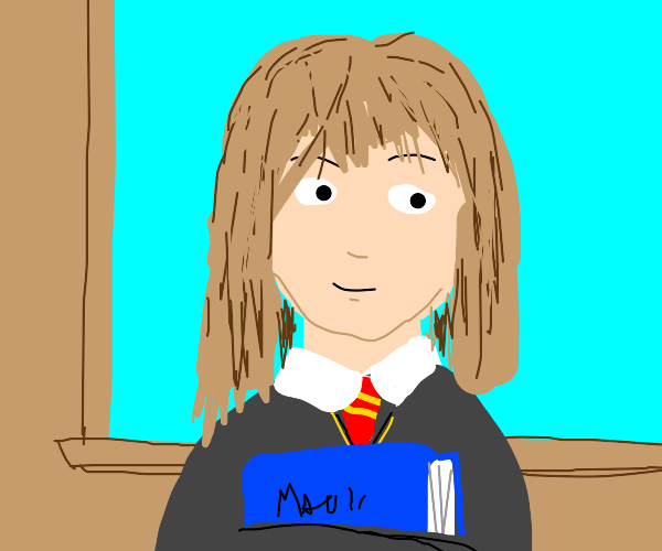 Hermoine from Harry Potter