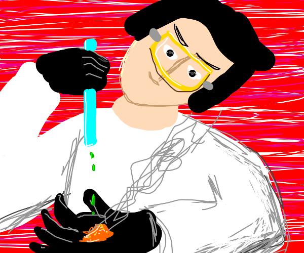 Powdery Chemist