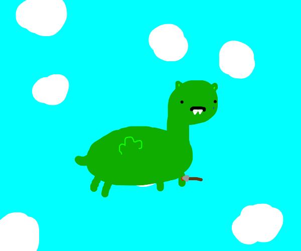 inujred dragon