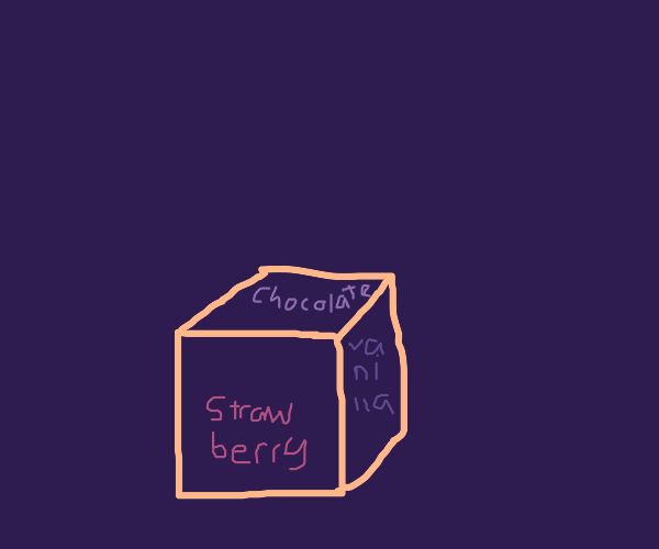 Flavor Cube