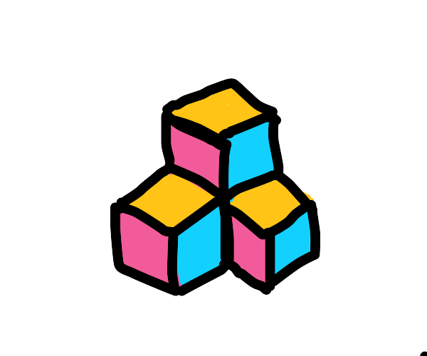 Qbert blocks