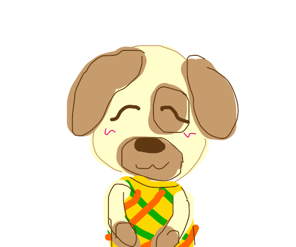 goldie from animal crossing