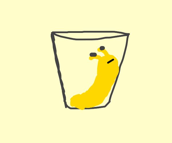 Slug in a glass