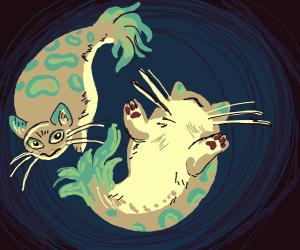 Alien Cat-Fish hybrids