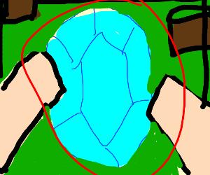 Minecraft diamonds