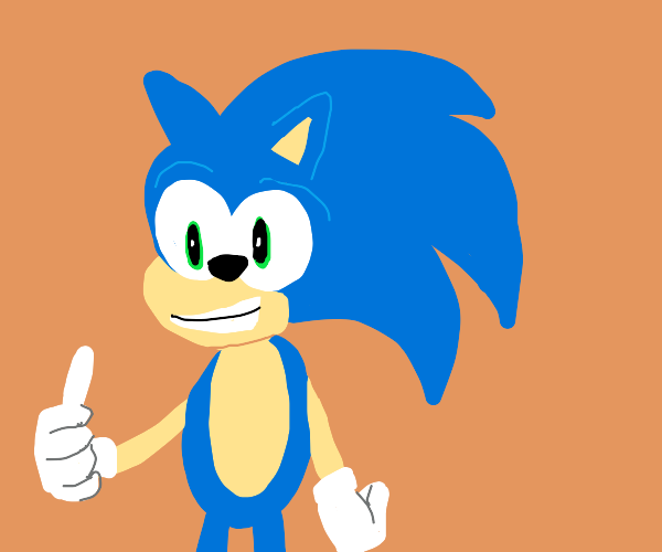 Sonic likes this.
