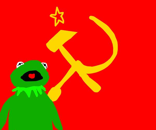 Soviet Kermit