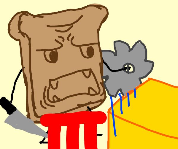Butter Wars III: Revenge of the Killer Toast