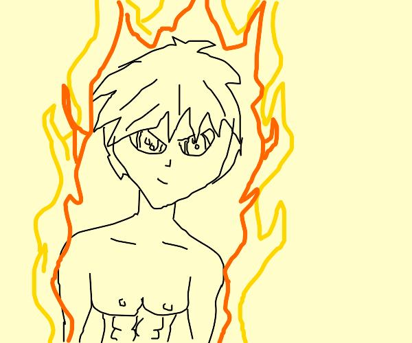 Hot anime boy :)