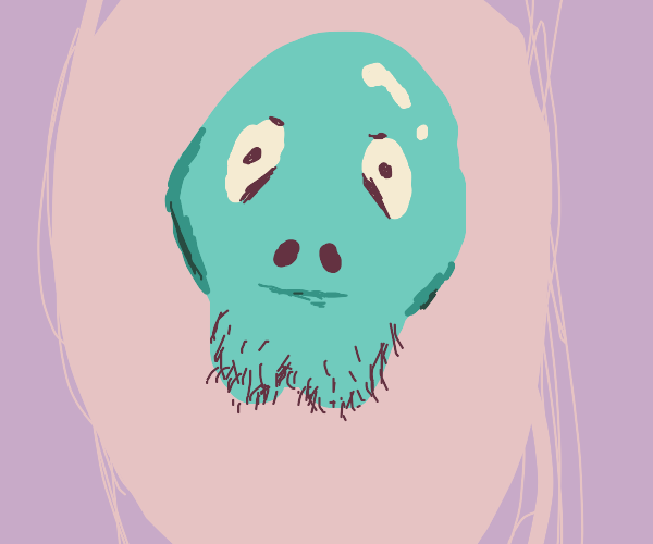 Alien shaving