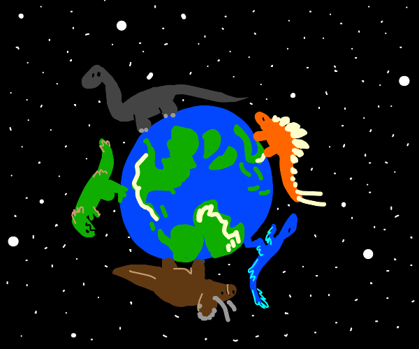 Dinosaur Earth