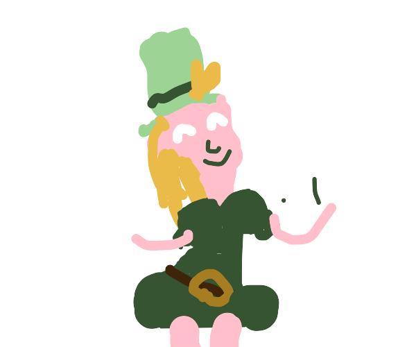 Cute Irish Girl