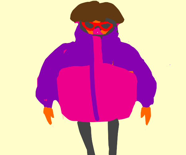 jacket 2 puffy