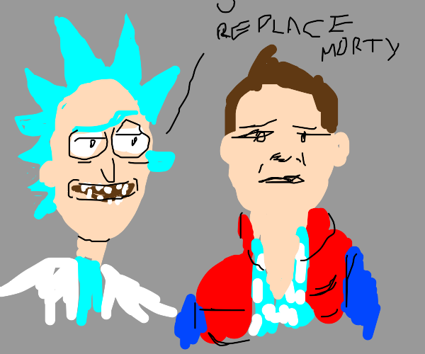 Rick and Marty make a decision