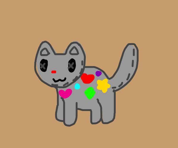 Cat plushy