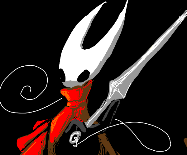Hornet Hallow Knight