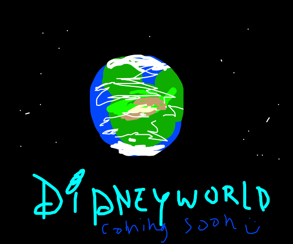 Didney buys the Earth