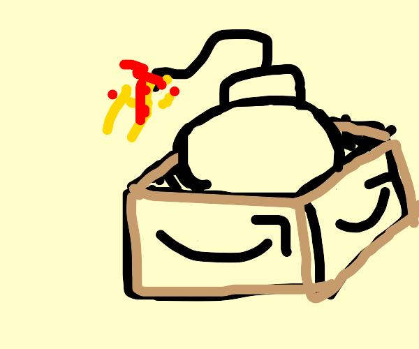 Bomb in a Box