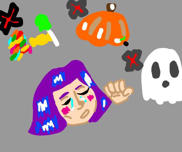 It's not Halloween yet