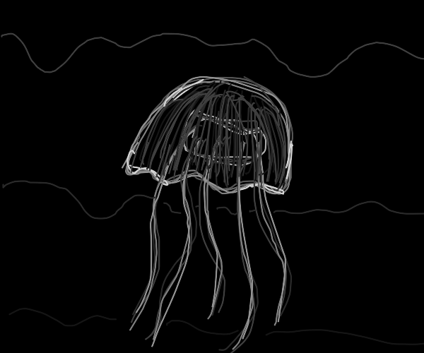 jellyfish of the void
