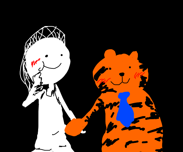 marrying a tiger