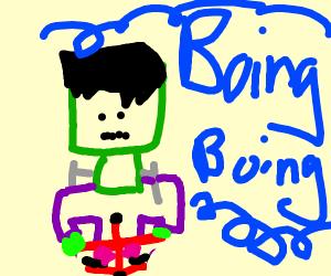 Frankenstein Bouncing