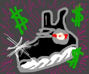 Baller ass clownverse shoes