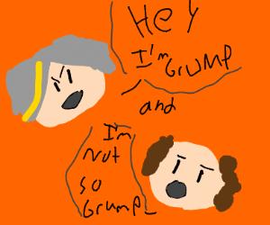 Old Man Grumps
