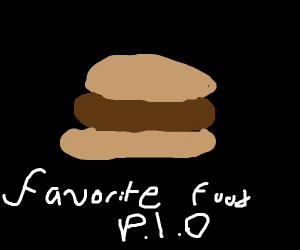 Favorite Food P.I.O. (potato pancakes)