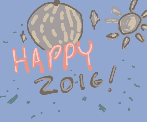 2016 new years day