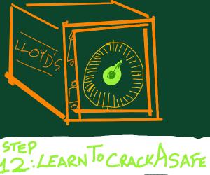 Step 1: Steal the Krabby Patty secret formula