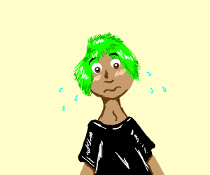Guilly anime dude