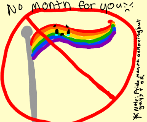 i hate pride month