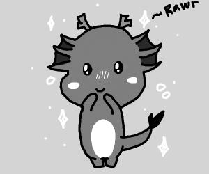 Kawaii Dragon!