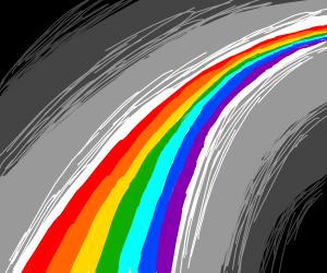 literal rainbow road