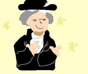 george washington, my homie