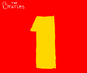 1 (Beatles album cover)