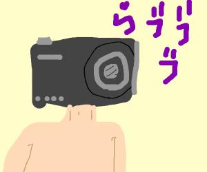 evil cameraman