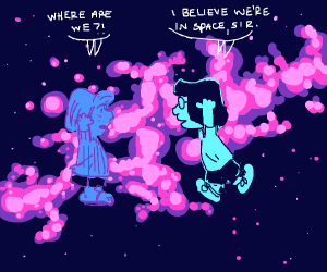 Lesbians In Space