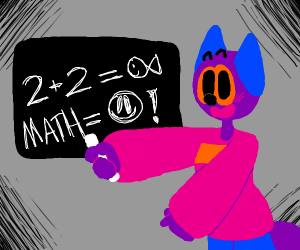 furry does maths