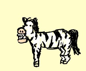 Zebra from your Nightmares