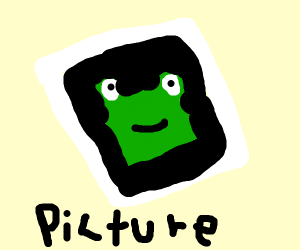 Selfie Photo of a Frog