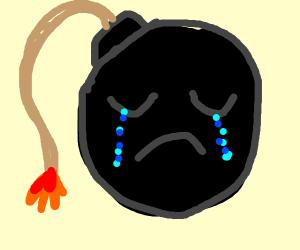 sad bomb