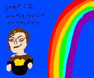 Step 10: Kill the Leperchaun
