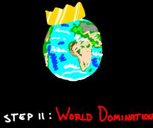 Step 10: Stop crying and acquire godly powers