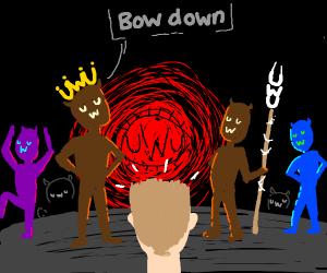 Bow to UWU Clan