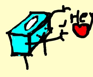 Hey, Good-Lookin' [Tissue-Box]!